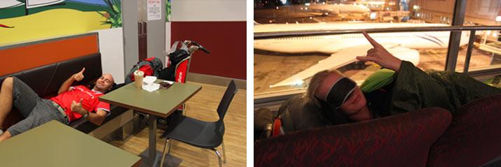 dormir en aeropuetos molaviajar. Nueva Zelanda, la Isla Sur