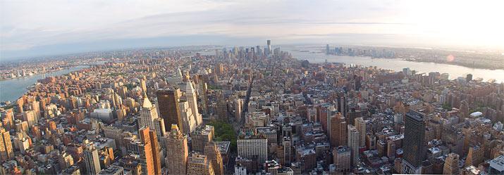 Que ver en Nueva York panoramica