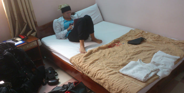 gosi en vietnam habitacion