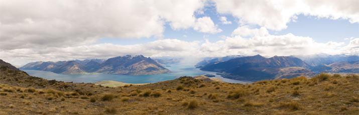 Nueva Zelanda, la Isla Sur con coche Gratis