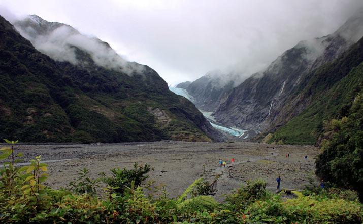 paisajes nueva zelanda. Nueva Zelanda, la Isla Sur