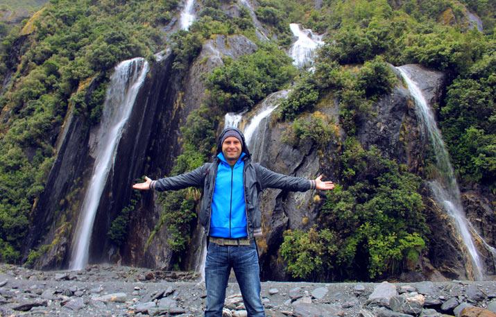 bloggers de viaje en nueva zelanda. Nueva Zelanda, la Isla Sur