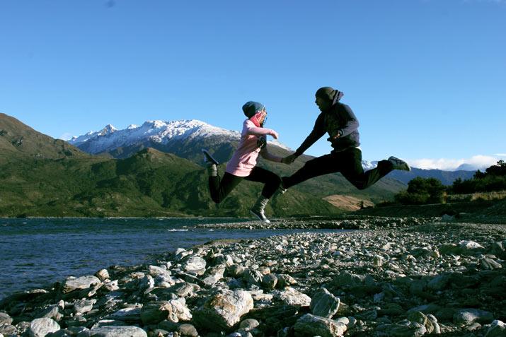 adri y gosi molaviajar.com. Nueva Zelanda, la Isla Sur
