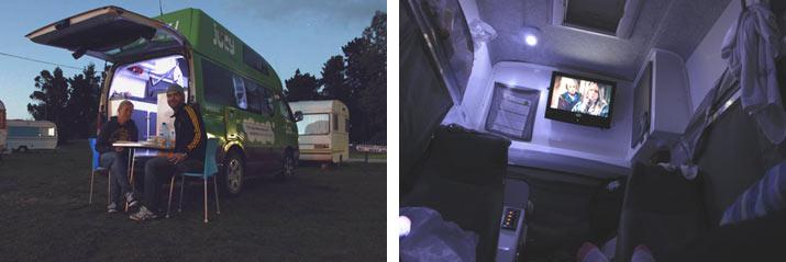 caravana gratis nueva zelanda