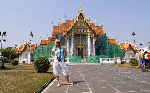 gosia en tailandia molaviajar.com