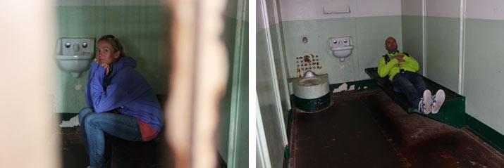 gosi presa en alcatraz