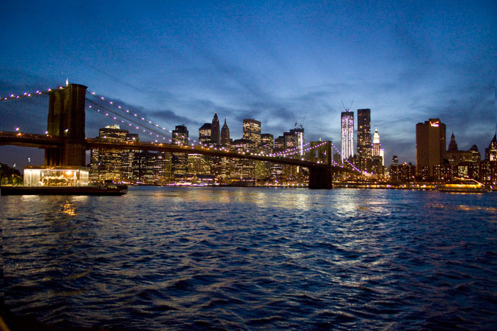 nueva york de noche molaviajar