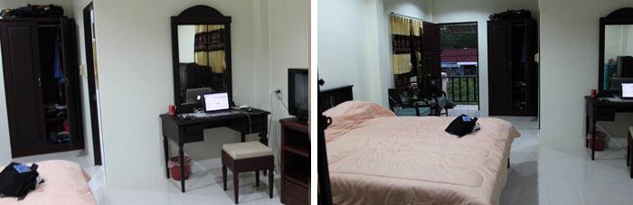 alquiler en tailandia apartamento
