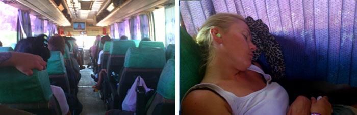 bus a camboya