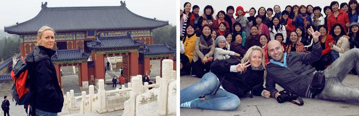 La cultura china, bienvenidos a Pekin