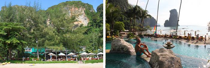resorts tailandia