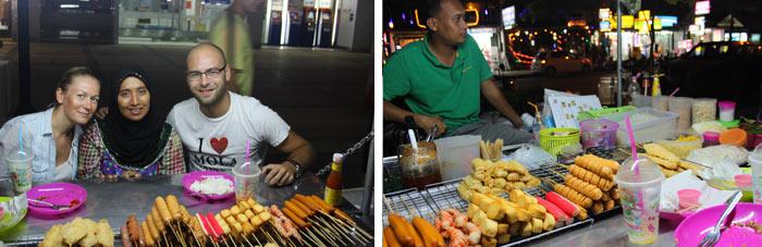 comida preferida de tailandia