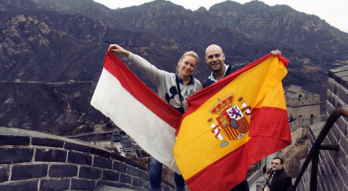 españa polonia siempre unida en china molaviajar