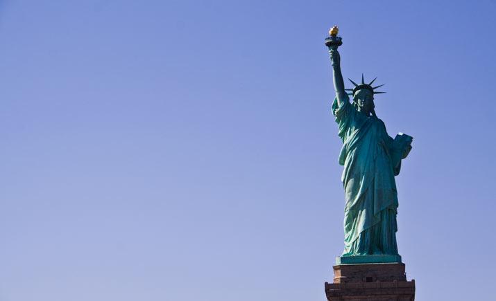 estatua nueva york