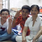 Viviendo con Vietnamitas