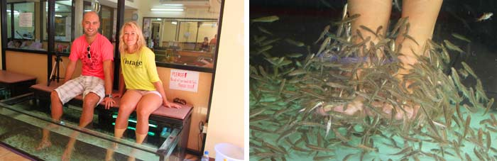 fish massage en bangkok