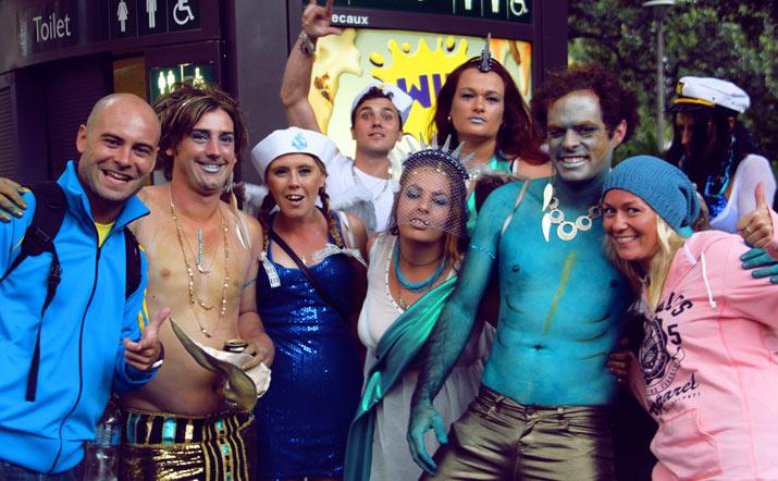 gay parade en sydney