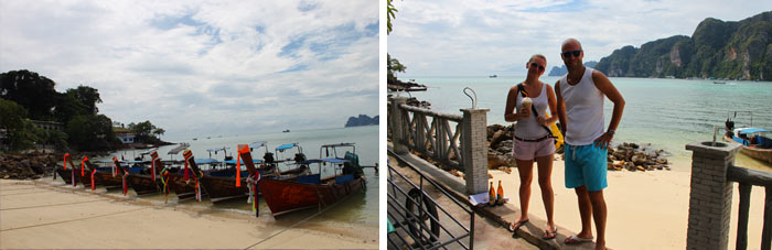 Islas Phiphi el paraíso tailandes