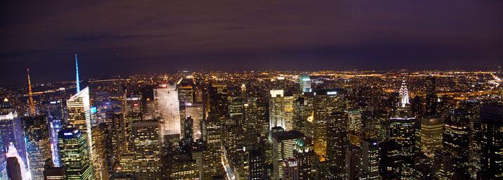 Que ver en Nueva York nueva york de noche