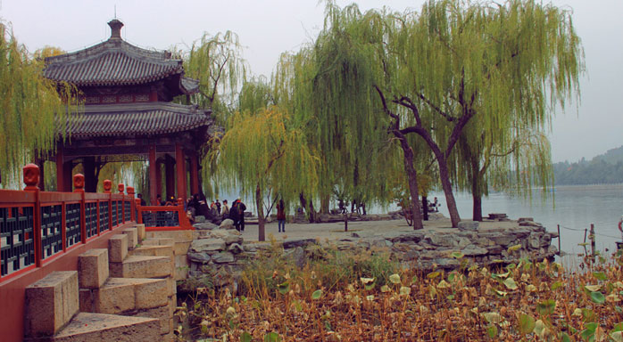 parques en pekin china molaviajar