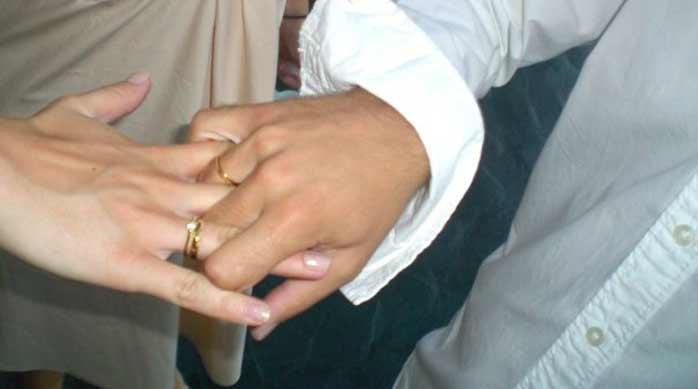 anillos boda las vegas