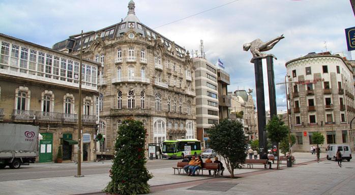 Viaje A Vigo Pontevedra