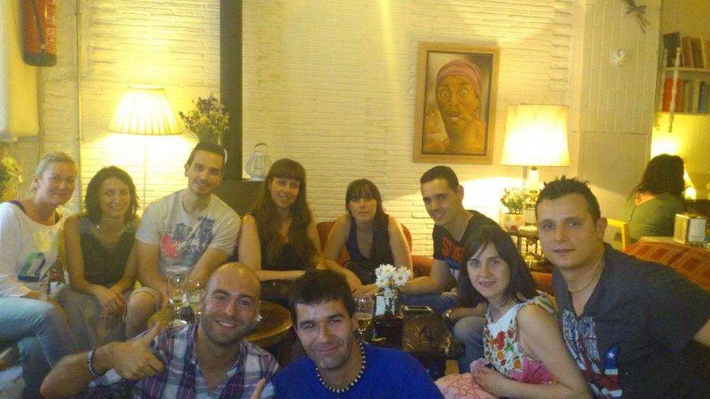 La amistad con otros Blogueros de Viajes