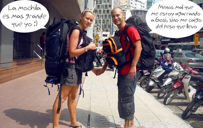 adri y gosi mochileros viajes