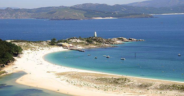 Islas Cies, la mejor playa del mundo