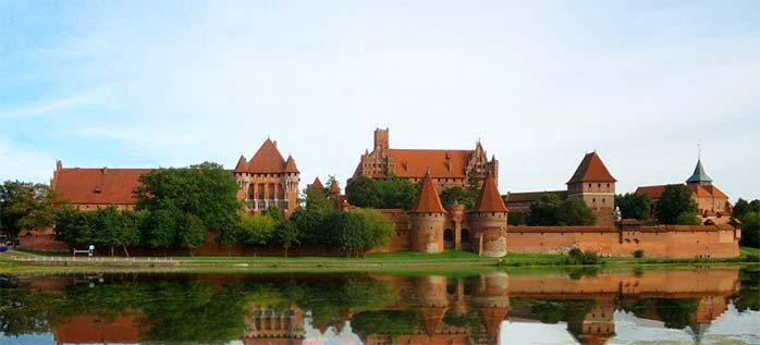 castillo-de-Malbork