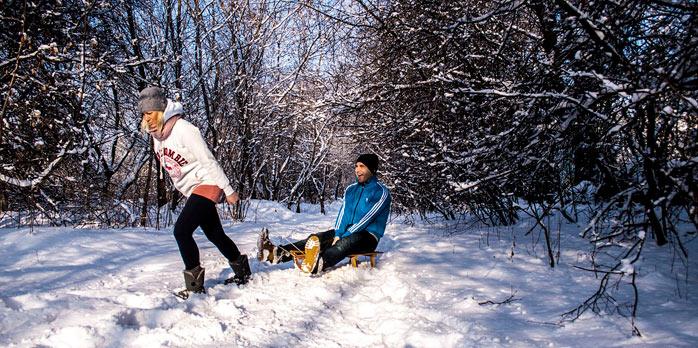adri-y-gosi-nieve