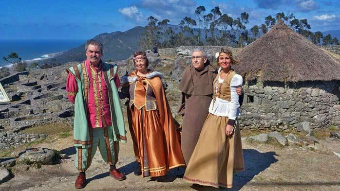 familia-boda-celta. Boda Celta