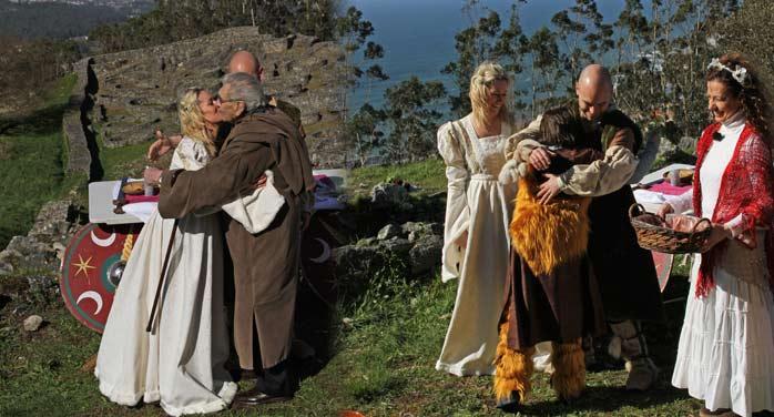 felicitaciones-boda-celta. Boda Celta