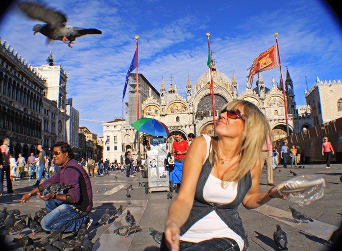 4 maravillas de Venecia