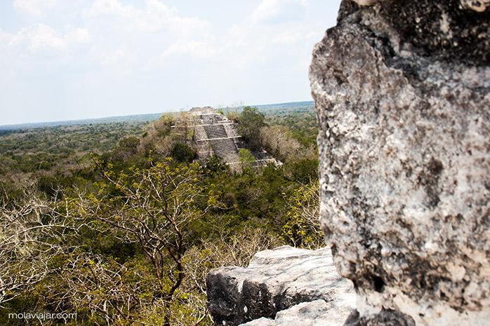 Calakmul-ruina-maya