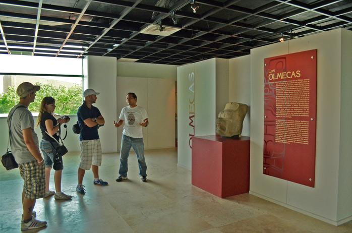 Museo-Regional-de-Antropología-villahermosa