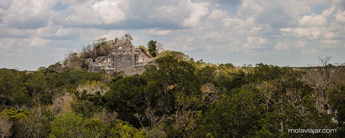 calakmul-panoramica