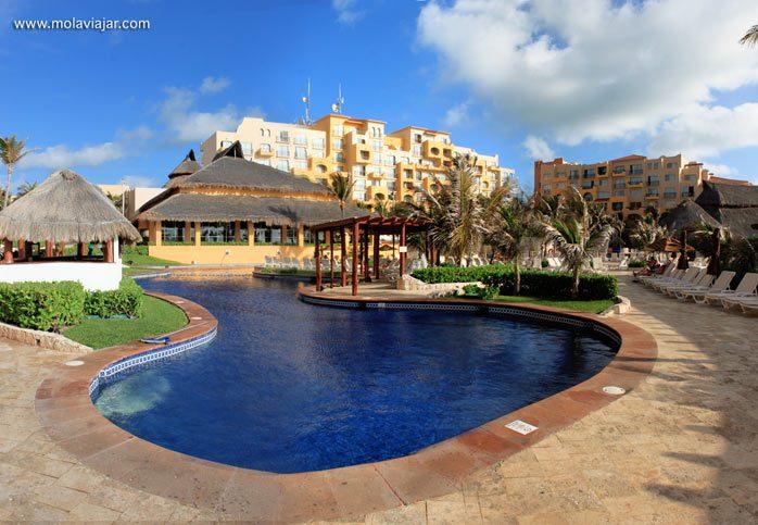 #AllMexicoTrip – Día 1: Todo incluido en Cancún