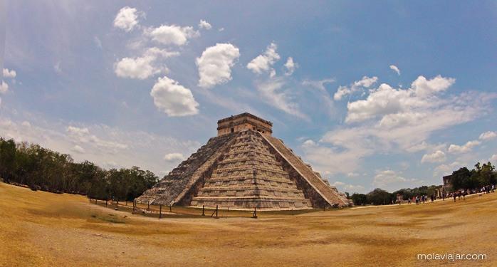 #AllMexicoTrip – día 2: Chichén Itzá y Cenote Ik-kil