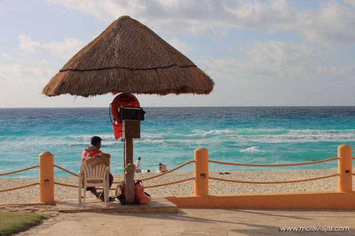 playa-fiesta-americana-cancun