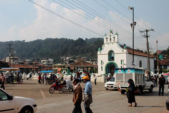 iglesia san juan chamulla exterior molaviajar