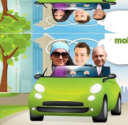 molaviajar compartiendo coche