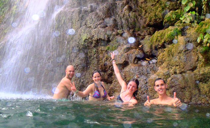 cascada en mexico