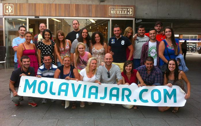 seguidores molaviajar.com