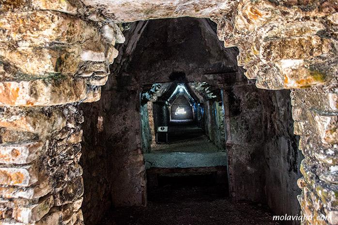 interior ruina maya molaviajar