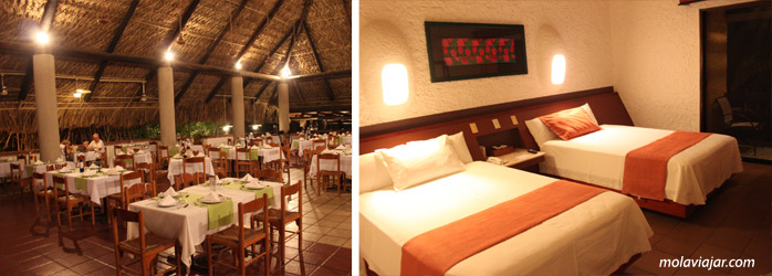 hoteles en palenque