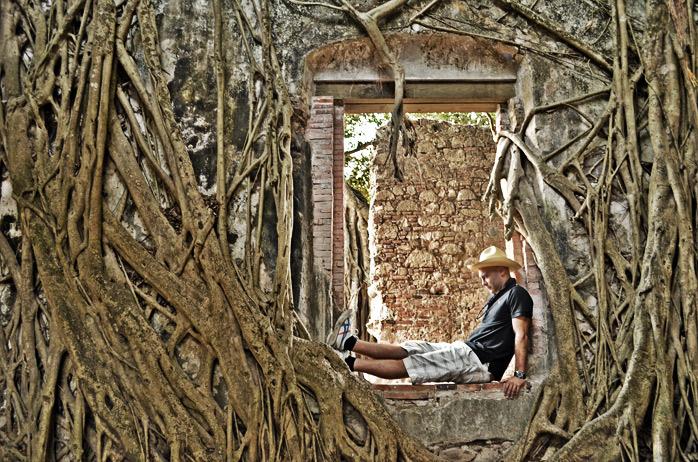 tmplos de Angkord la antigua