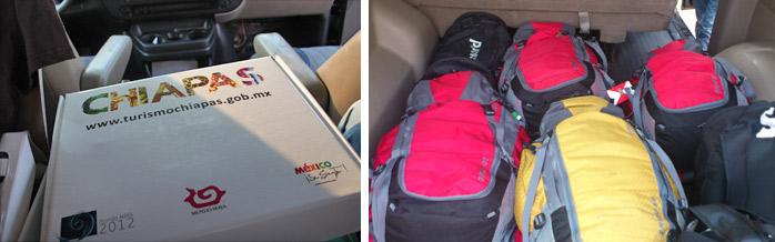 mochilas para viajes largos