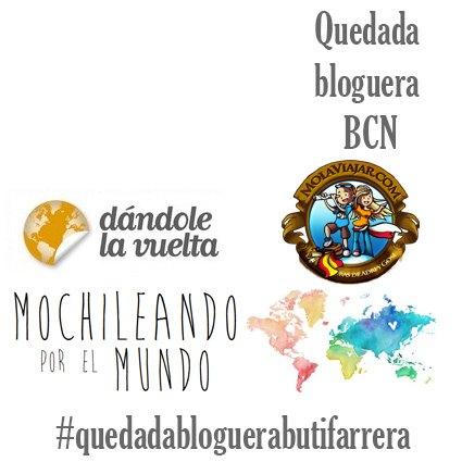 Quedada Bloguera en Barcelona