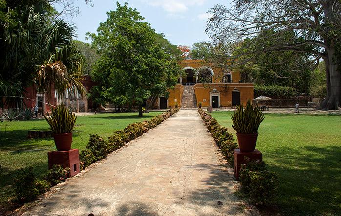 Hacienda Uayamon por molaviajar